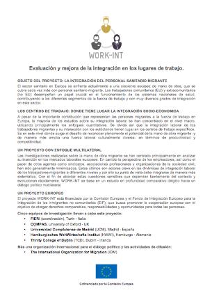 ES leaflet